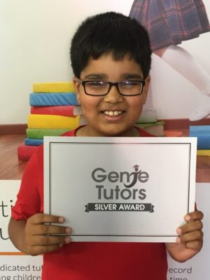 Congratulations to Amaar at Genie Tutors Bromsgrove for his fantastic work on Comprehension and maths word problems - keep up the great progress!