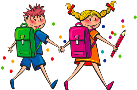 How do we make smiles and school bags go together?