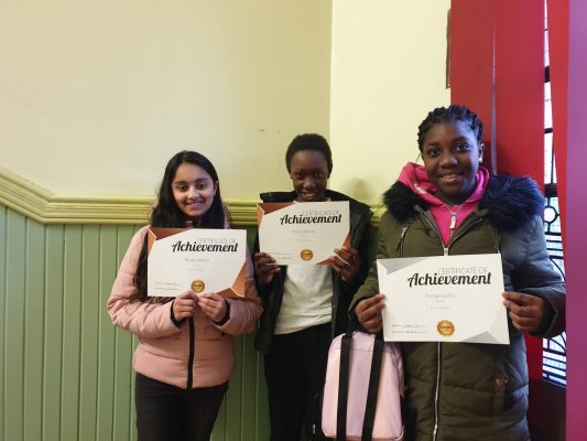 Well done to Riyana, Amadou and Vanessa on their rewards. Great work with their tutor at Genie Tutors Spring Hill. Keep up the good progress!