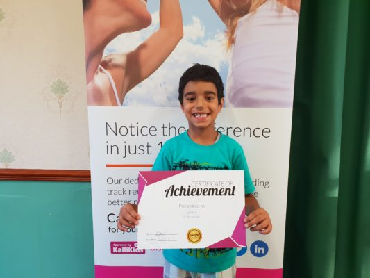 We are proud to congratulate Devaj on his Star Reward at Genie Tutors Harborne! Keep up the great work!